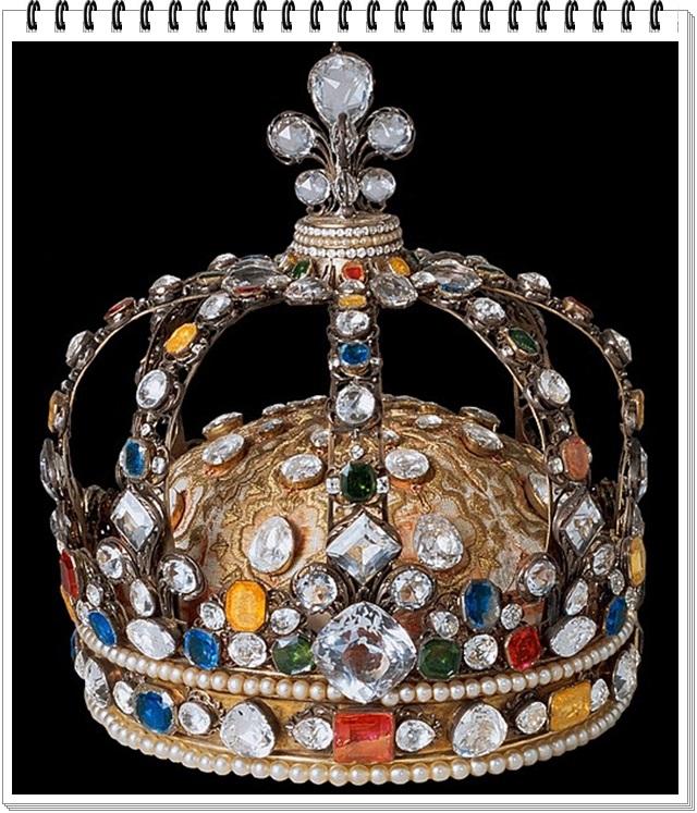 루브르 로코코 섭정 리젠트 다이아몬드