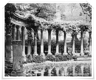 몽소공원 monceau