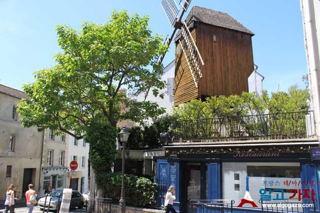 몽마르트르 montmartre
