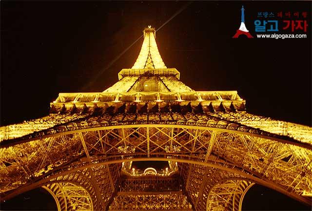 샹 드 마흐스 마르스 에펠탑