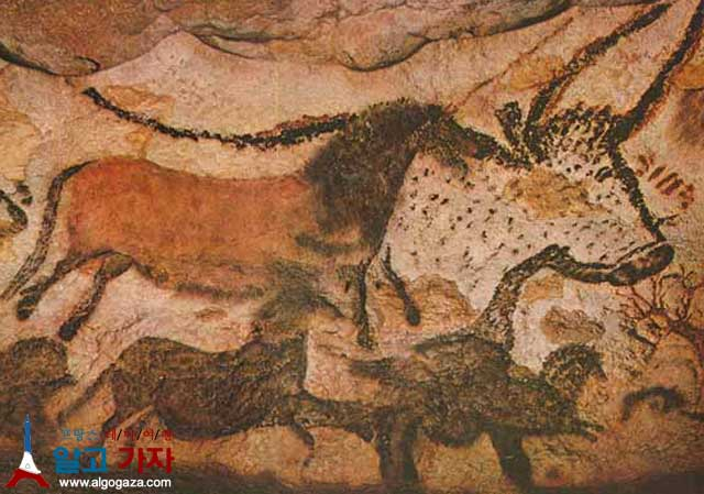 라스코 동굴 선사시대