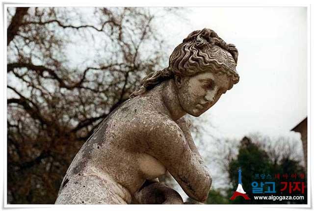 샹티이 프랑스 정원