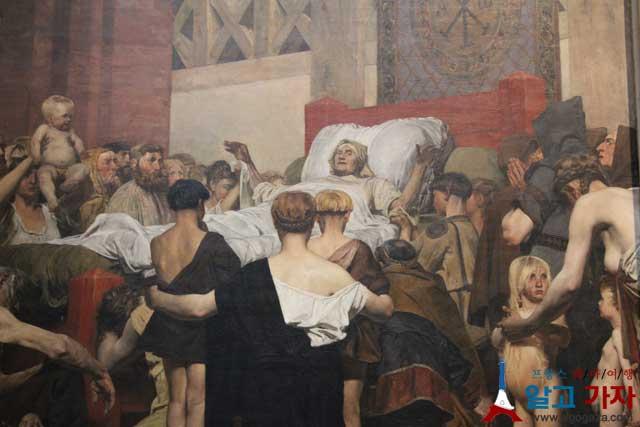 팡테옹 즈느비에브 성녀
