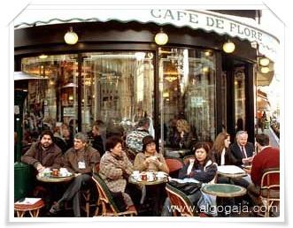 flore 카페 드 플로흐