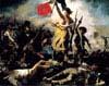 루브르 민중을 이끄는 자유