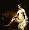 루브르 벧사베 여인
