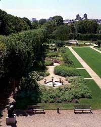로댕 박물관 정원